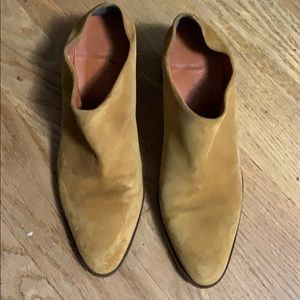 EVERLANE SUEDE BOOTS SIZE 9